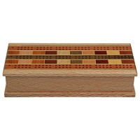 Cribbage Box - Rewarewa