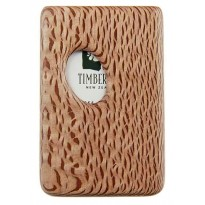 Pocket Business Card Holder - Rewarewa / Thumbprint