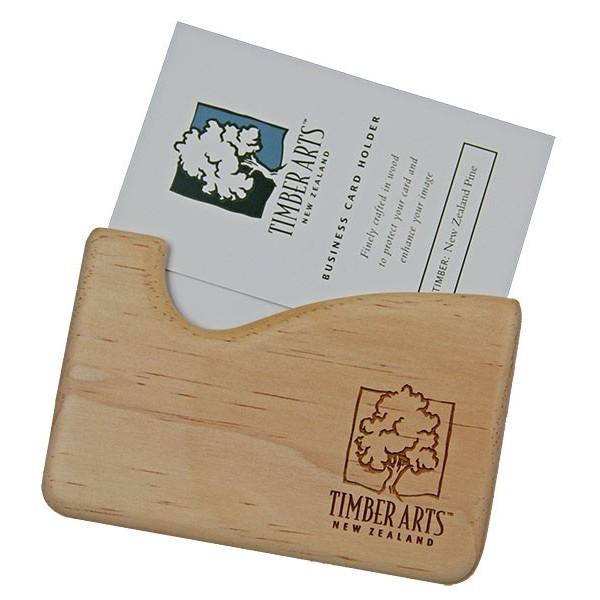 Pocket business card holder fish hook pinus radiata timber fish hook new zealand pine reheart Gallery