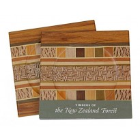 Coasters - Rimu Borders - Set of Two