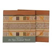 Set of Two Coasters - Timber Arts / Totara Borders