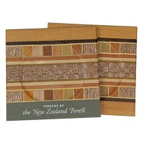 Coasters - Kauri Borders - Set of Two