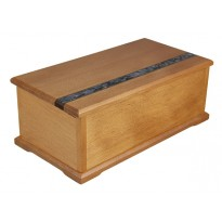 Jewellery Box - Timber Arts - Kauri with Sliding Tray