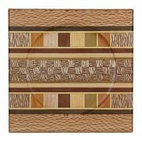 Coaster - Timber Arts / Rewarewa Borders