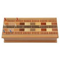 Cribbage Box - Kauri