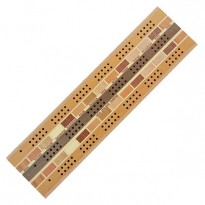 Cribbage Board - 3 Player