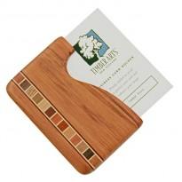 Pocket Business Card Holder - Timber Arts - Rimu / Fish Hook