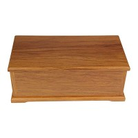 Timber Arts Jewellery Box - Rimu with Lift Out Tray