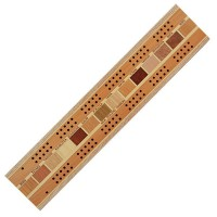 2 Player Cribbage Board